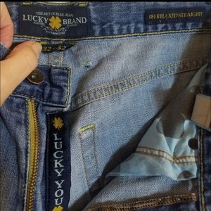 Lucky brand jeans size 32x32